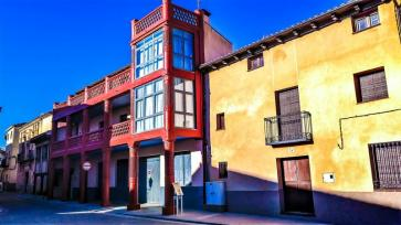 Casa Roja.