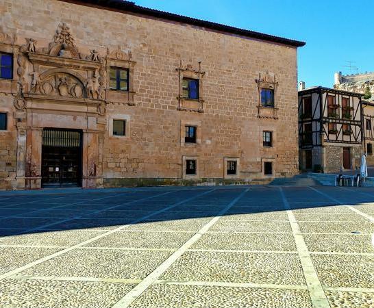 Palacio de los Condes de Miranda o Palacio de Avellaneda.