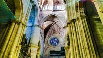 Interior de la Catedral.